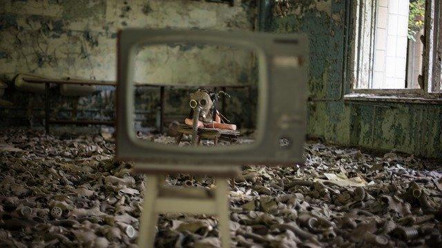 Super-GAU Tschernobyl